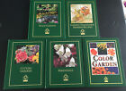 Garden - National Home Gardening Club Books (5) COOKBOOK AND MORE