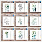 New Stamps Clear Stamp Scrapbooking Transparent Silicone DIY Album Decor HQ