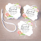 Bridal Shower Favor Tags Gift Tags Wedding Favors  50 100 200 300  Floral