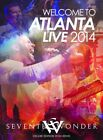 SEVENTH WONDER - WELCOME TO ATLANTA LIVE 2014 (DELUXE EDITION)  4 CD+DVD NEW+
