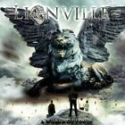 LIONVILLE - A WORLD OF FOOLS   CD NEW+