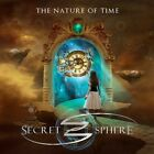 SECRET SPHERE - THE NATURE OF TIME   CD NEW+