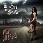 THE MURDER OF MY SWEET - BETH OUT OF HELL  CD NEW+