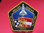 OFFICIAL NASA Embroidered Mission Patch STS 53 Discovery Space Shuttle 12 1992