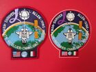 OFFICIAL NASA Embroidered Mission Patch STS 46 Atlantis Space Shuttle 7 1992
