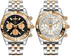 Breitling Chronomat 41 CB014012 Steel and 18K Gold Automatic - Choice of Color
