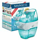 NAVAGE FACTORY REFURB BUNDLE Nose Cleaner  18 SaltPods 8995 new Neti Pot