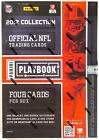 2012 PANINI PLAYBOOK FOOTBALL HOBBY BOX ANDREW LUCK ROBERT GRIFFIN III RC YR!