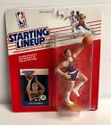 1988 Starting Lineup Basketball - Tom Chambers - Suns - Clear Bubble