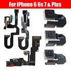 iPhone 6 6S 7 Plus Front Facing Camera + Back Rear Main Camera Lens Flex Cable