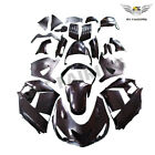 Unpainted Injection Fairing Fit for Kawasaki 2006-2011 ZX14R ZZR1400 ABS r01