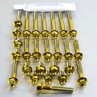 Pro-Bolt Titanium Engine Bolt Kit - Gold EOAP90TIHXG Aprilia NA850 Mana 07-11