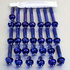 Pro-Bolt Titanium Engine Bolt Kit - Purple EHO063TIHXP Honda CBF600S 08-09