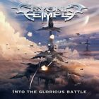 CRYONIC TEMPLE - INTO THE GLORIOUS BATTLE   CD NEW+