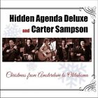 HIDDEN AGENDA DELUXE - CHRISTMAS FROM AMSTERDAM TO OKLAHOMA   CD NEW+