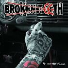 BROKEN TEETH - 4 ON THE FLOOR   CD NEW+