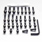 Pro-Bolt SS Engine Bolt Kit - Black EOKA70SSBK Kawasaki KLE500 91-98