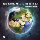 VERTEX - EARTH REMIXES  CD NEW+