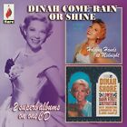 DINAH SHORE - DINAH,COME RAIN OR SHINE  CD NEW+