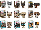 FUNKO POP! PETS - SERIES 1 COMPLETE DOGS & CATS (9 PC SET)