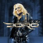 DORO - LOVE'S GONE TO HELL   CD SINGLE NEW+