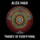 ALEX MASI - THEORY OF EVERYTHING  CD NEW+