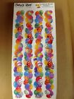 10 Suzys Zoo Scrapbooking Border Stickers sheets Easter Eggs