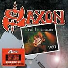 SAXON - LIVE IN GERMANY 1991  CD NEW+