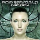 POWERWORLD - CYBERSTERIA  CD  13 TRACKS  HARD & HEAVY / HEAVY METAL  NEW+
