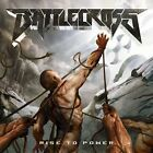 BATTLECROSS - RISE TO POWER  CD NEW+