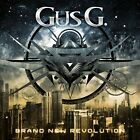 GUS G. - BRAND NEW REVOLUTION (SPECIAL EDITION)  CD NEW+