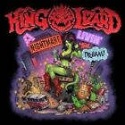 KING LIZARD - A NIGHTMARE LIVIN' THE DREAM  CD NEW+