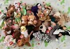 Large Retired Beanie Baby Lot, some with errors Claude goochy princess peace