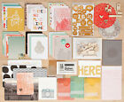 Studio Calico Penny Arcade Project Life Card Kit + Embellishments NEW