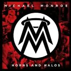 MICHAEL MONROE - HORNS AND HALOS  CD NEW+