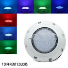 AC12V RGB Swimming LED Pool Lights 36W 45W underwater light IP68 Waterproof Lamp