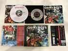 Quireboys - Bitter Sweet & Twisted JAPAN 2CD 1993 (TOCP-7048) OBI OOP