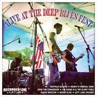 RADIO MOSCOW/JOHN T.CONQUEROR/+ - ALIVE AT THE DEEP BLUES FEST CD ROCK POP NEW+