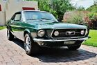 1967 Ford Mustang Rare 289 GT Automatic with Air Conditioning PS PB 1967 mustang factory a c A code Deluxe Marti Report