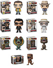 FUNKO POP! MOVIES: JURASSIC PARK: 25TH ANIV. - SINGLE PIECES, CHASE OR 7 PC SET
