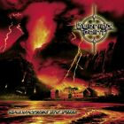 BURNING POINT - SALVATION BY FIRE (RE-RELEASE)  CD NEW+
