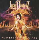 LUCKY BASTARDZ - ALWAYZ ON THE RUN  CD NEW+