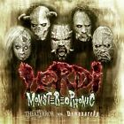 LORDI - MONSTEREOPHONIC-THEATERROR VS. DEMONARCHY (DIGIPAK   CD NEW+