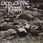 Excruciating Terror  Expression Of Pain LP Vinyl New 2017 Grindcore