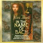ALEX MASI - IN THE NAME OF BACH  CD NEW+
