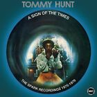 TOMMY HUNT - A SIGN OF THE TIMES  CD NEW+