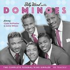 BILLY & HIS DOMINOE WARD - COMPLETE FEDERAL/KING SIN 2 CD NEW+
