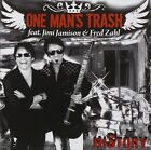 JIMI ONE MAN'S TRASH FEAT. JAMISON - HISTORY  CD NEW+