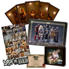 LORDI SEXORCISM CD Box Set AUTOGRAPHED Tin PLate patch coa ltd to 500 box set