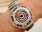 Rare 1996 Mens Swatch Special Edition Scuba 200m Watch. GC+ Working.Please read
